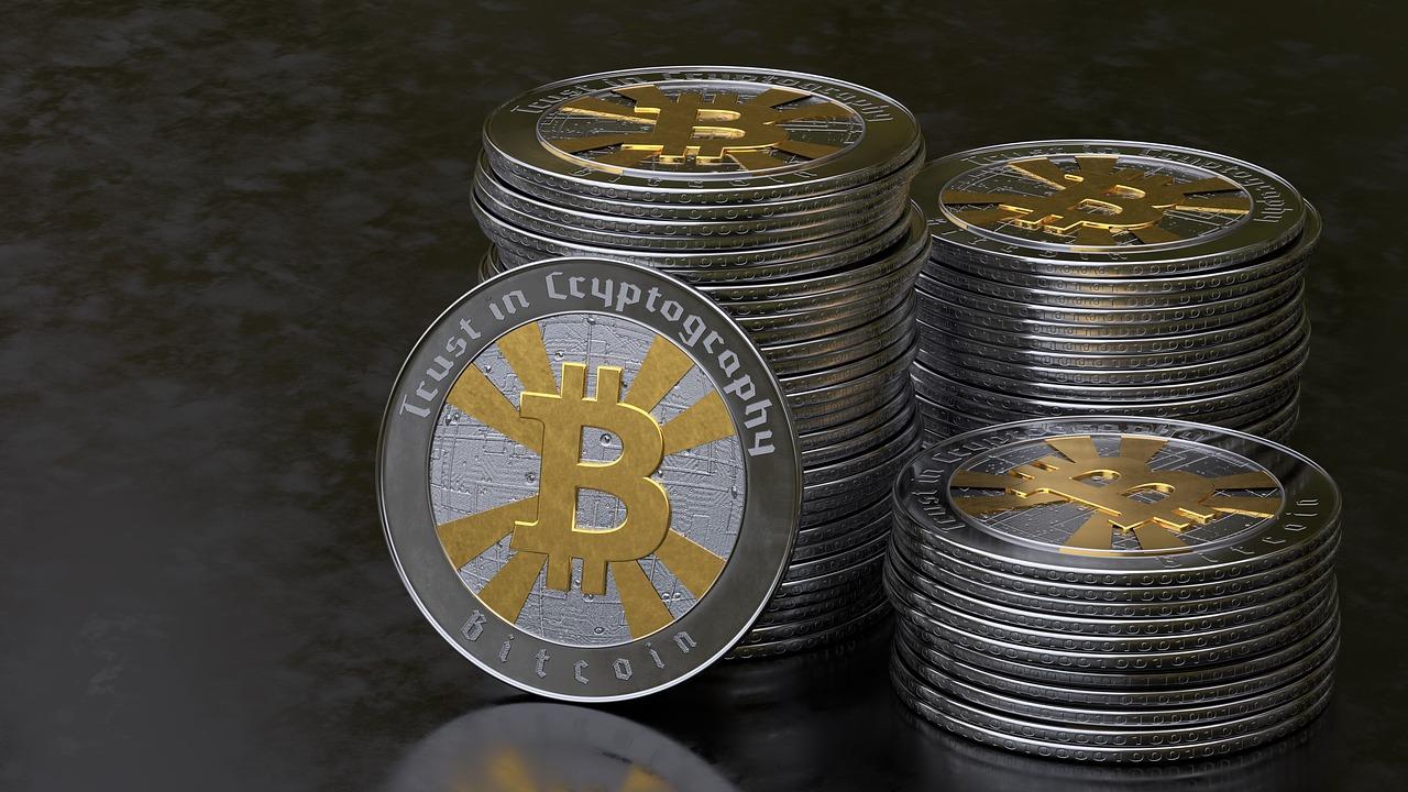 Kryptowährung Bitcoin